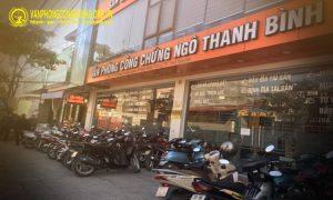 Văn phòng công chứng Ngô Thanh Bình