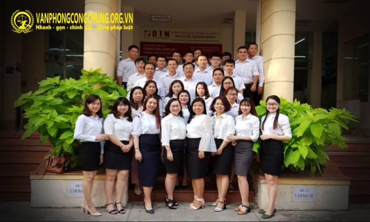 Văn phòng công chứng Nguyễn Thị Bích Liên